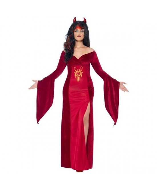 Disfraz Diablesa con curvas