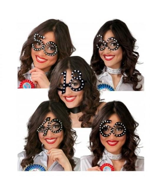 Gafas Números