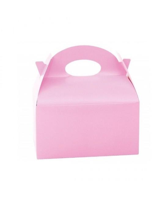 Cajita Chuche Rosa Unidad