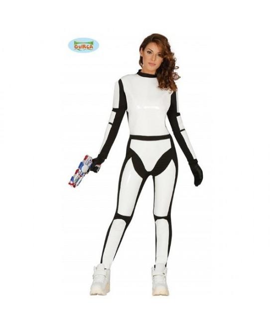 Disfraz Soldado Espacial para mujer