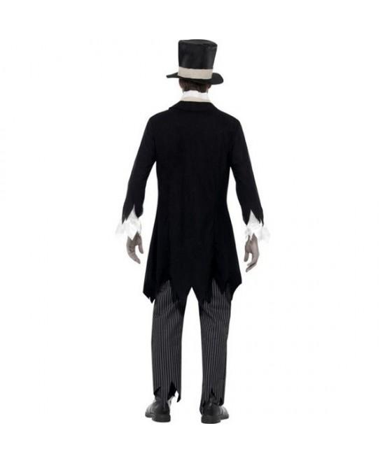 Disfraz Novio Zombie para hombre