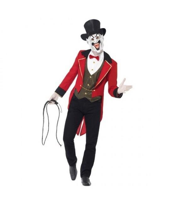 Disfraz Presentador de Circo siniestro