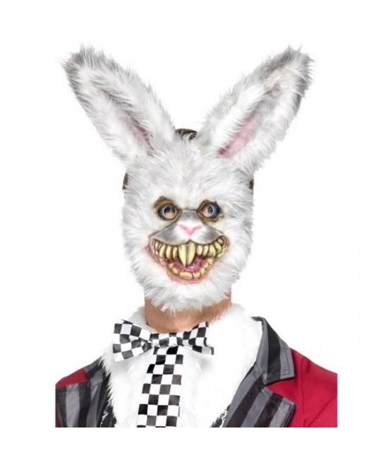 Máscara de Conejo Diabólico adulto