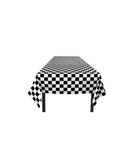 Mantel  Racing desechable 130x180 cm