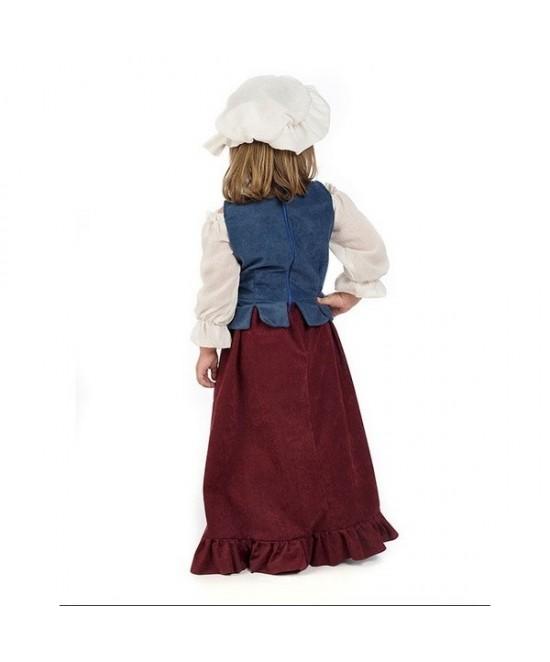 Disfraz Tabernera Medieval bebe
