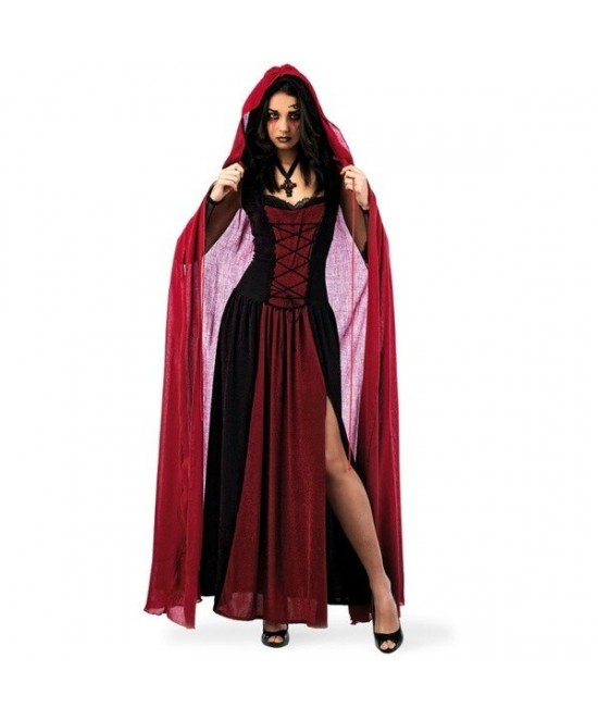 Capa Roja Deluxe mujer