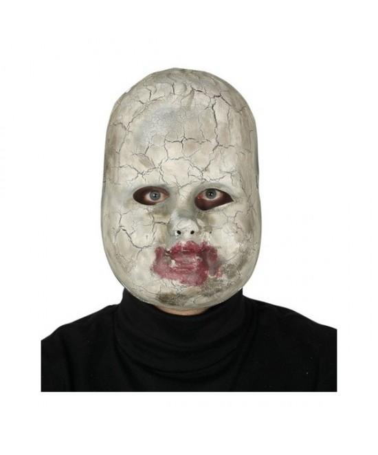 Máscara muñeca porcelana PVC