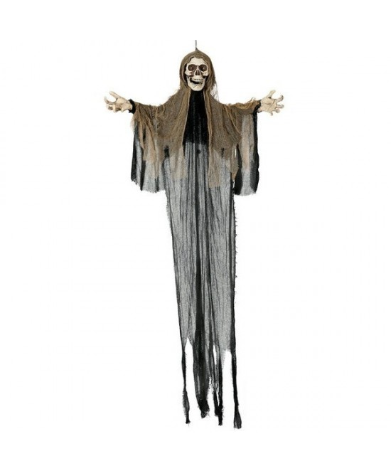 Colgante Esqueleto 190 cms luz y sonido