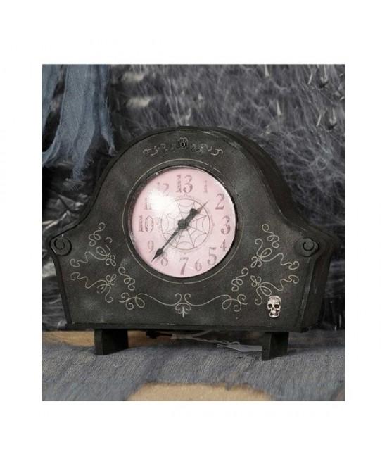 Reloj antiguo 26x20 cms. luz y sonido