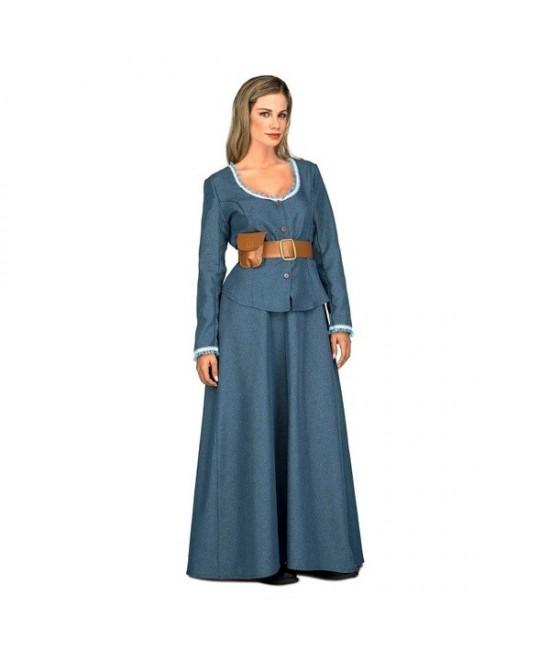 Disfraz Chica del Oeste para mujer