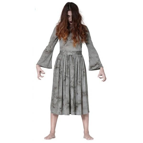 Disfraz  Chica Fantasma para mujer