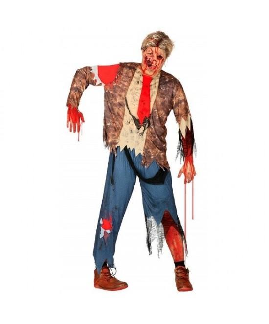 Disfraz Zombie para hombre