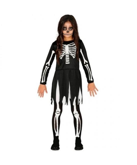 Disfraz Skeleton para niña
