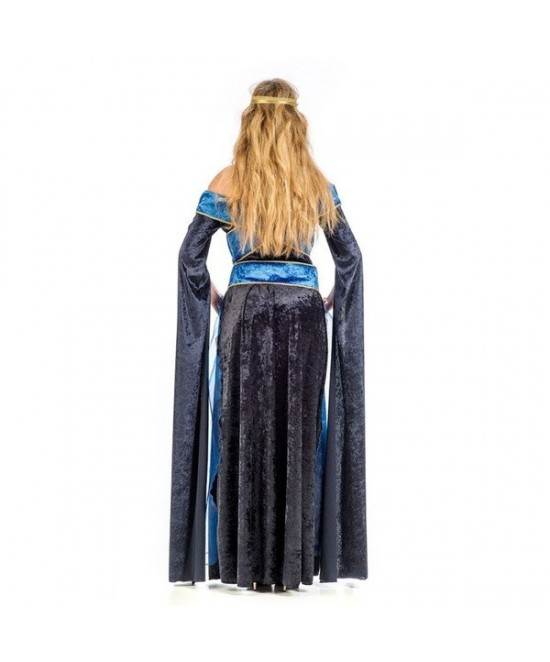 Traje mujer medieval María deluxe