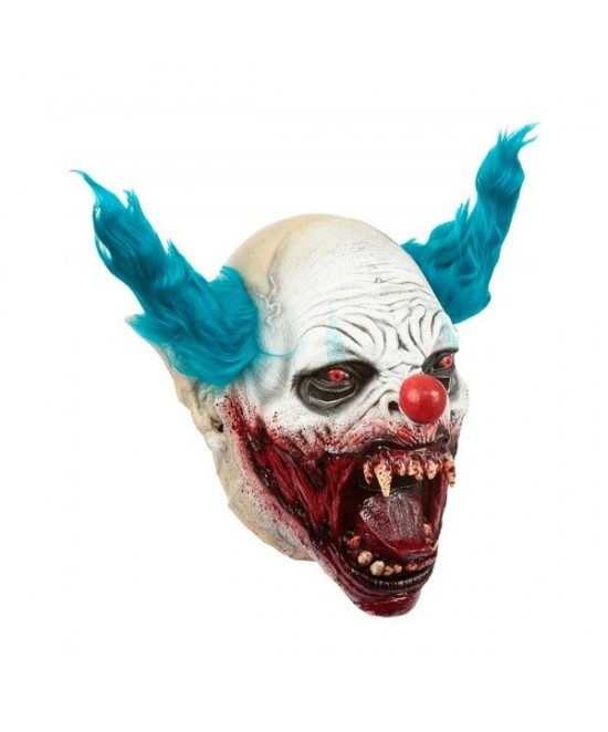 Máscara Payaso Vampiro látex