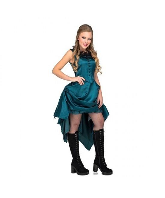 Disfraz Chica Saloon para mujer