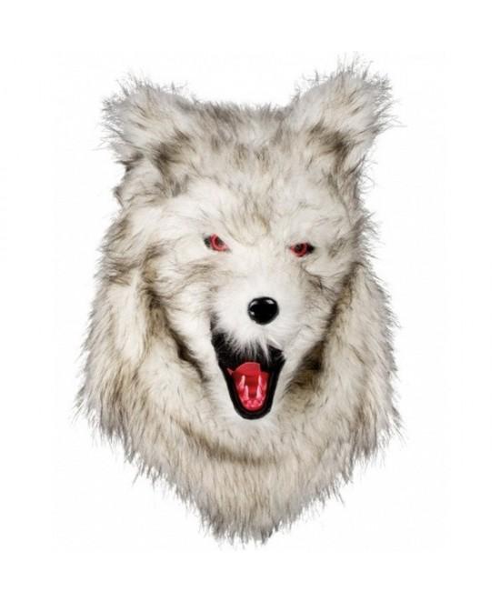 Máscara Lobo Deluxe