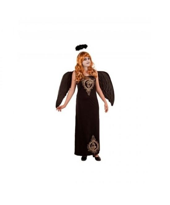Disfraz Angel caido para mujer