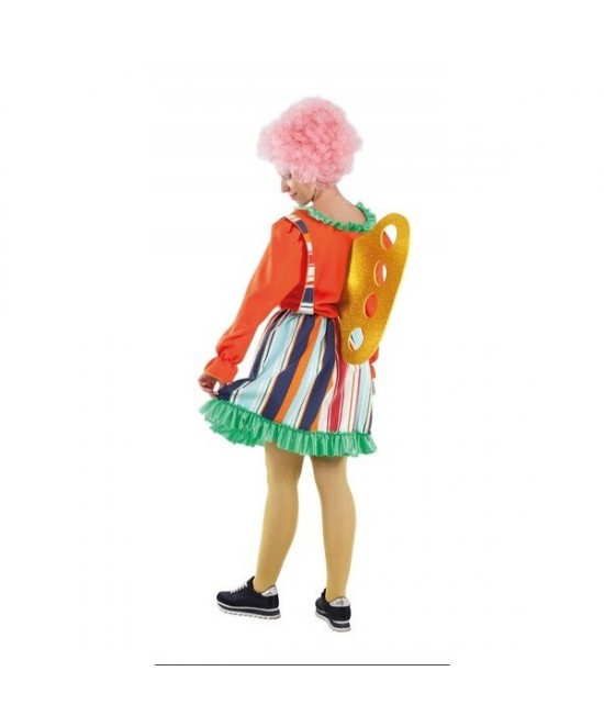 Disfraz Muñeca de cuerda para mujer