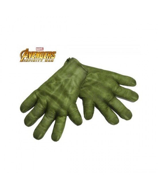 Guantes Hulk IW infantil