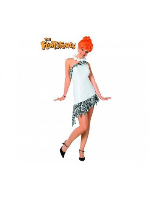 Disfraz Wilma Flinstones para mujer
