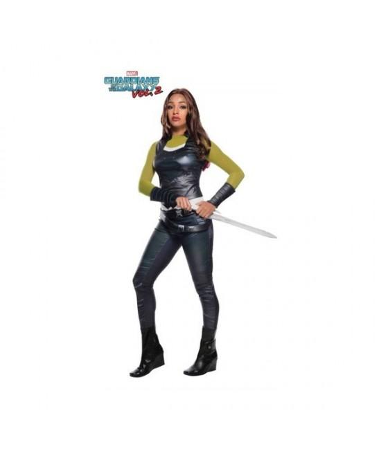 Disfraz Gamora GOG2 mujer
