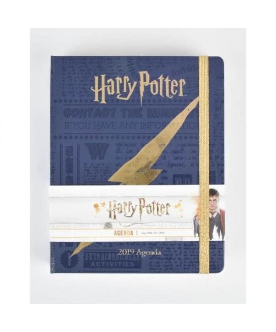 Agenda Premium 16 Meses Harry Potter