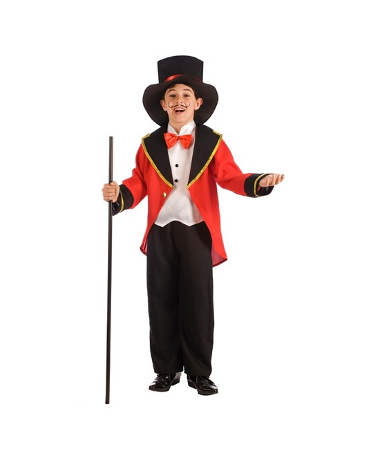 Disfraz Presentador de Circo infantil