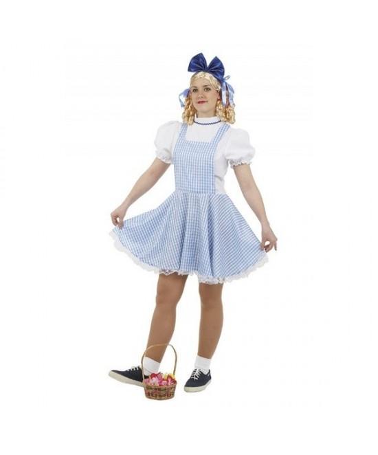 Disfraz Dorothy para mujer