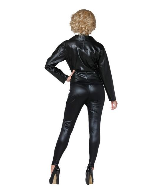 Disfraz Chaqueta años 70 para mujer TL
