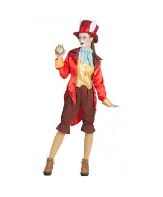 Disfraz Sombrerero para mujer