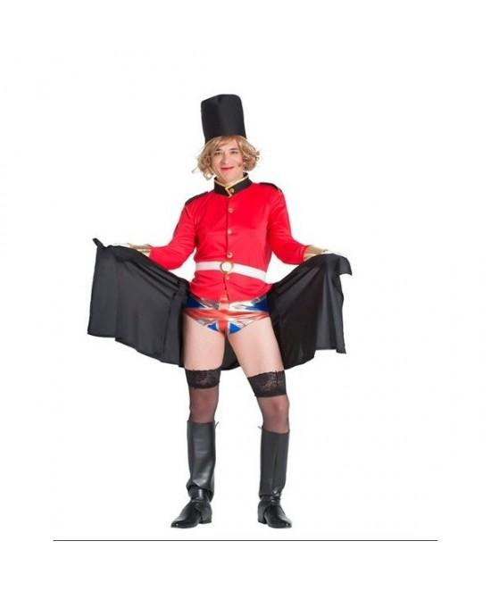 Disfraz Guardia Ingles para hombre