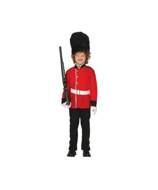 Disfraz de Soldado Inglés para niños