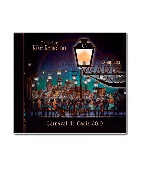 La Luz de Cádiz  CD. Carnaval  2019