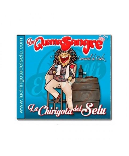 Los Quemasangre  CD. Carnaval  2019