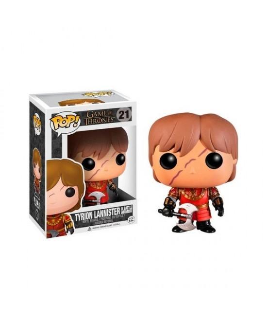 POP Tyrion armadura Juego de Tronos