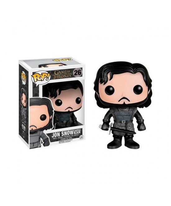 POP Jon Snow castillo Juego de Tronos