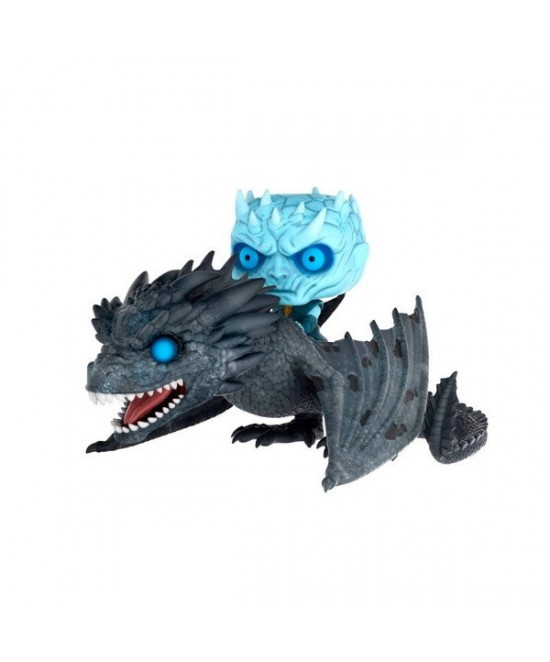 POP Night King on Dragon Juego de Tronos