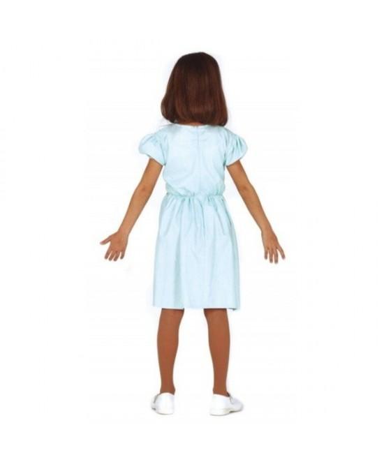 Disfraz niña fantasma twins