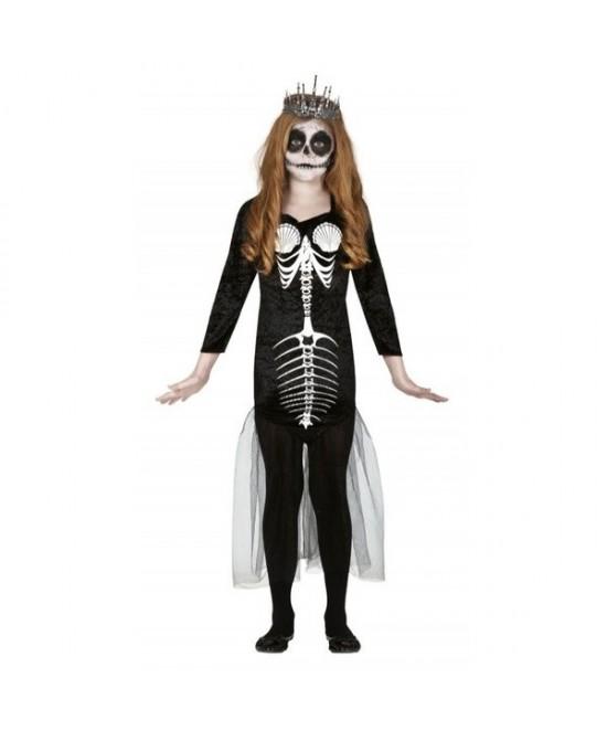 Disfraz Sirena Skull para niña