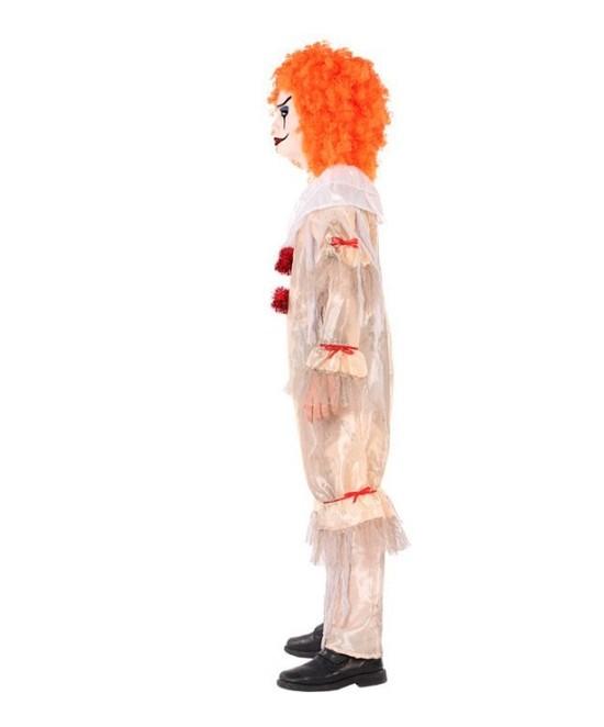 Disfraz Payaso sangriento infantil