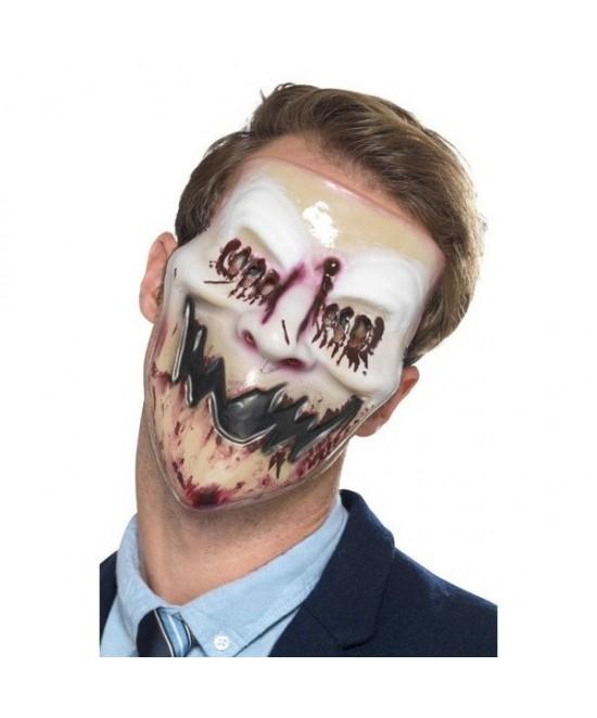 Máscara sonrisa sangrienta