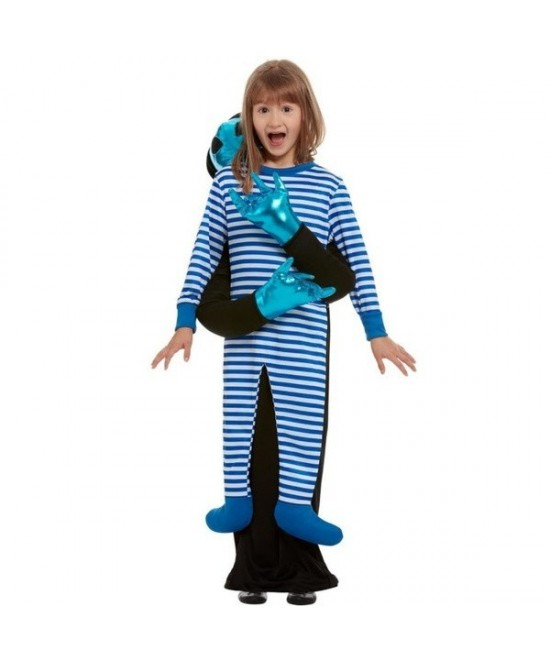 Disfraz Alienígena abduciendo para niños