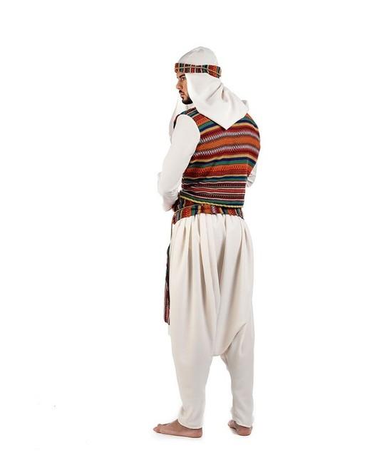 Disfraz Arabe Amir Deluxe para hombre