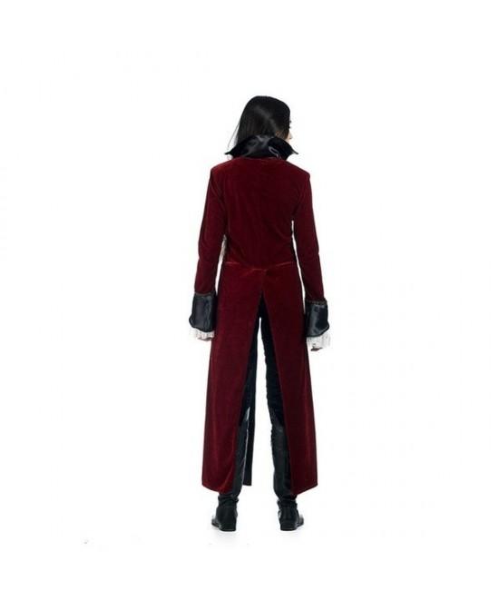 Disfraz Vampiresa Victoriana luxe mujer