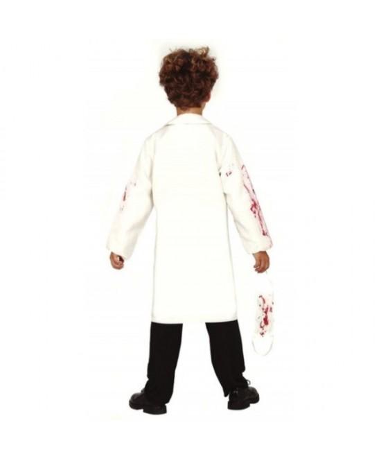 Disfraz Dentista loco para niño