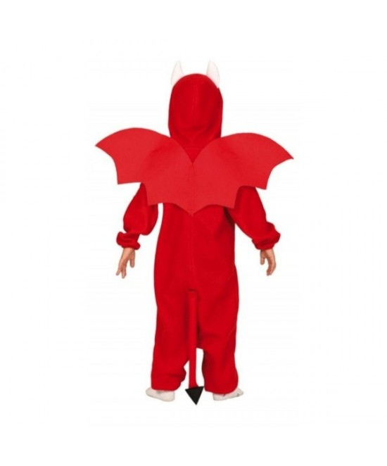 Disfraz pijama devil infantil