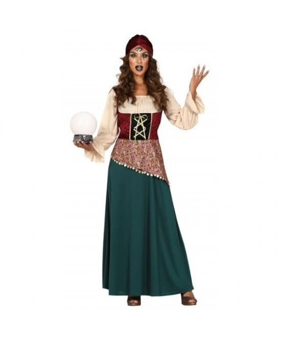 Disfraz de zingara para mujer