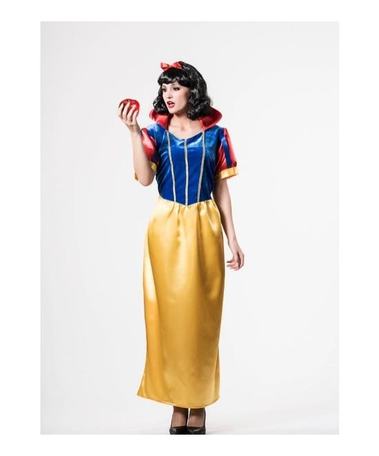 Disfraz Princesa De Las Nieves Mujer