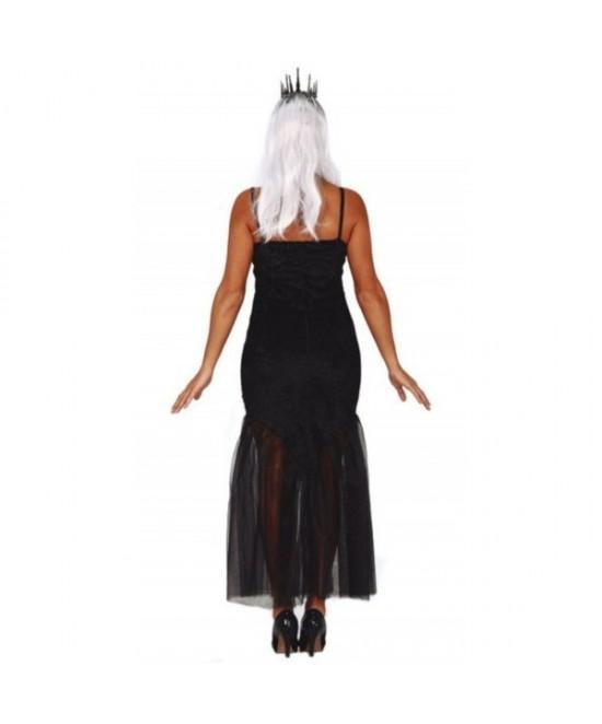 Disfraz Sirena esqueleto para mujer
